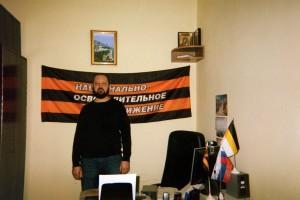 Leader of Black Sea Cossacks Sevastopol