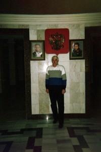 Retired Naval Officer Sevastopol