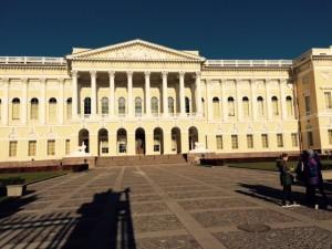 Russian Art Museum in St Petersburg