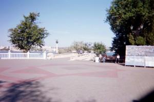 Walking Bridge at Naval Base Sevastopol